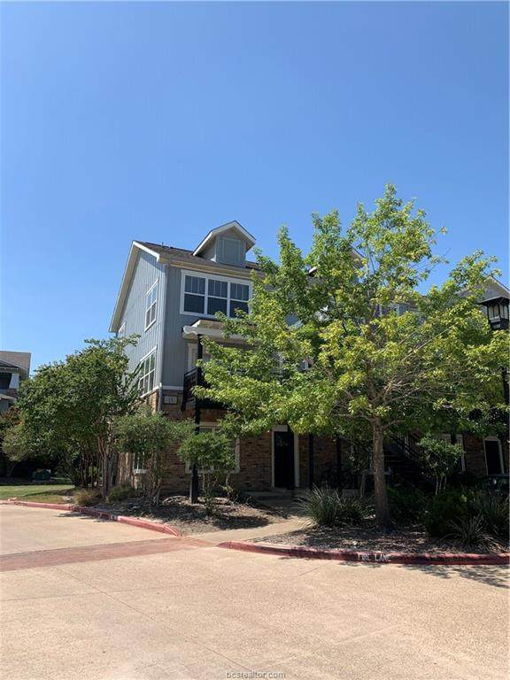 1725 Harvey Mitchell Parkway #1521, College Station, TX 77840 (MLS #20012749) :: My BCS Home Real Estate Group
