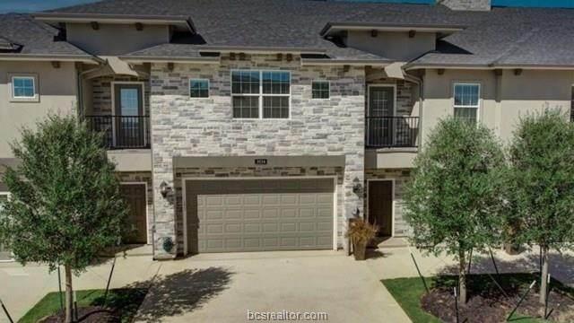3330 Papa Bear Drive, College Station, TX 77845 (MLS #20012978) :: Cherry Ruffino Team