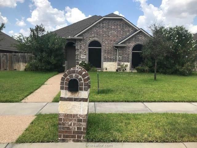3905 Tournay Lane, College Station, TX 77845 (MLS #20013243) :: Treehouse Real Estate