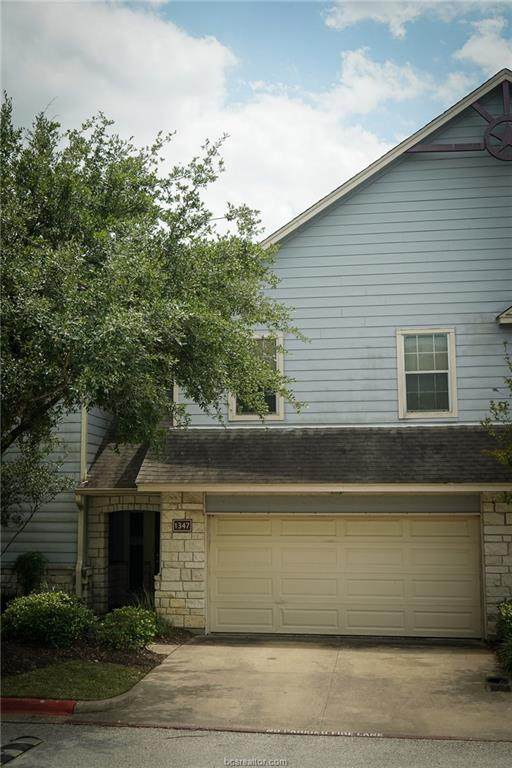 1347 Canyon Creek Circle, College Station, TX 77840 (MLS #20013747) :: The Lester Group
