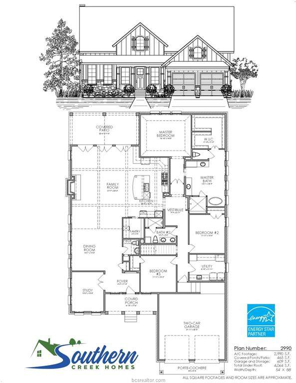 2944 Boxelder Drive, Bryan, TX 77807 (MLS #20013982) :: BCS Dream Homes