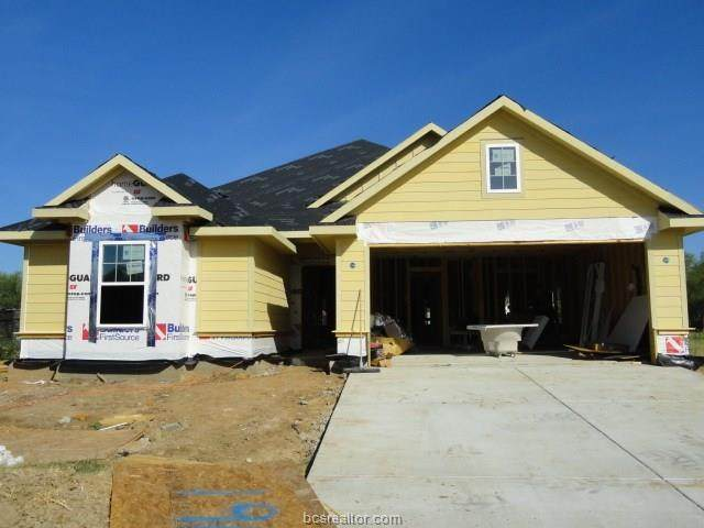 1907 Cambria, Bryan, TX 77807 (MLS #20014062) :: Chapman Properties Group