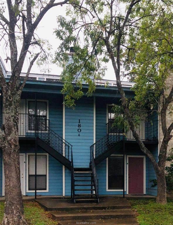 1804 Woodsman Dr. B, College Station, TX 77840 (MLS #20014486) :: BCS Dream Homes