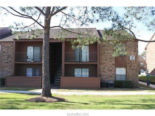 904 University Oaks Boulevard #74, College Station, TX 77840 (MLS #20014507) :: Treehouse Real Estate