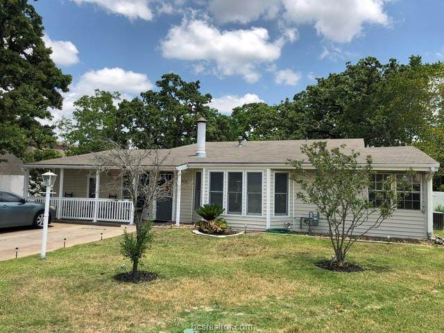 201 Timber Street, College Station, TX 77840 (MLS #20014557) :: NextHome Realty Solutions BCS