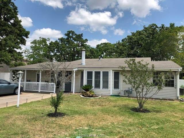 201 Timber Street, College Station, TX 77840 (MLS #20014557) :: Chapman Properties Group