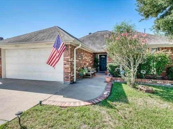 1408 Prairie Drive, Bryan, TX 77802 (MLS #20015090) :: Cherry Ruffino Team