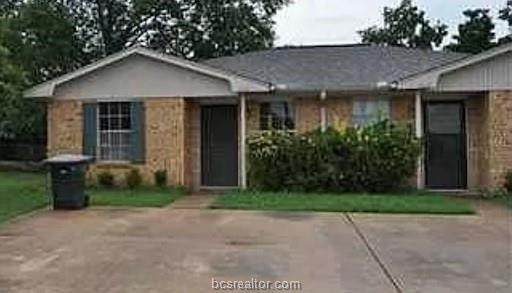 1414 Hillside Drive, College Station, TX 77845 (MLS #20016140) :: Treehouse Real Estate