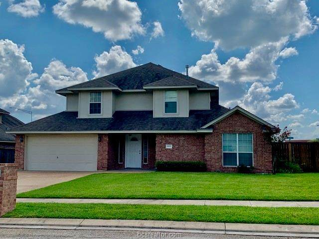 4100 Pomel Circle, College Station, TX 77845 (MLS #20016594) :: NextHome Realty Solutions BCS