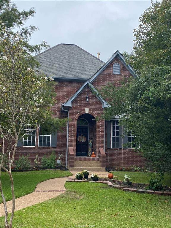 9308 Amberwood Court, College Station, TX 77845 (MLS #20016838) :: Cherry Ruffino Team