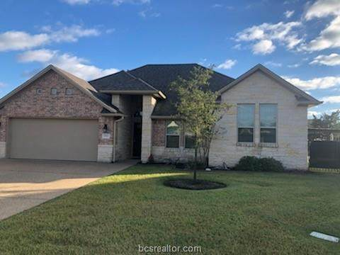 1702 Lakeshore Court, College Station, TX 77845 (MLS #20016996) :: The Lester Group
