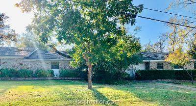 401 Tee Drive, Bryan, TX 77801 (MLS #20017503) :: The Lester Group