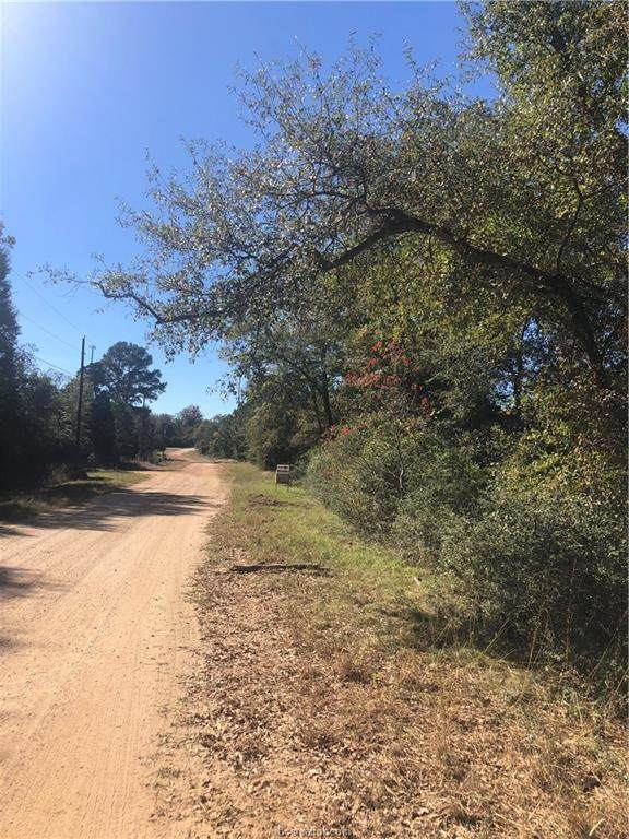3 lots Golf Club Drive, Hilltop Lakes, TX 77871 (MLS #20017716) :: The Lester Group