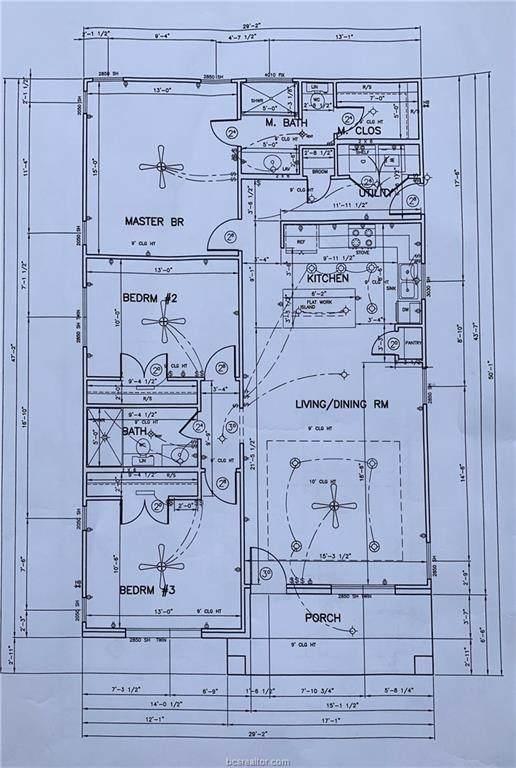 4224 Old Hearne Road, Bryan, TX 77803 (MLS #20017823) :: BCS Dream Homes