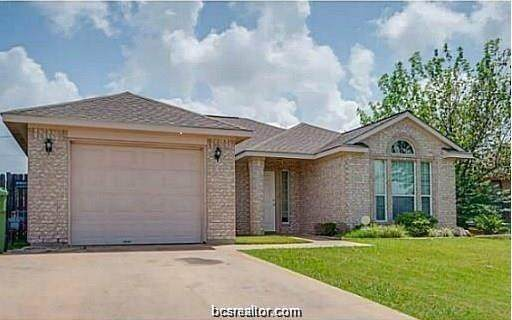 1300 Ridgedale Street, Bryan, TX 77803 (#21000056) :: First Texas Brokerage Company