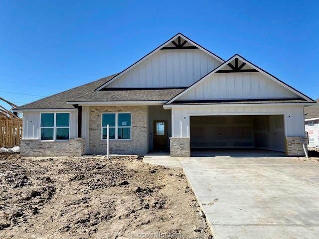 3013 Wolfpack, Bryan, TX 77808 (MLS #21000708) :: Treehouse Real Estate