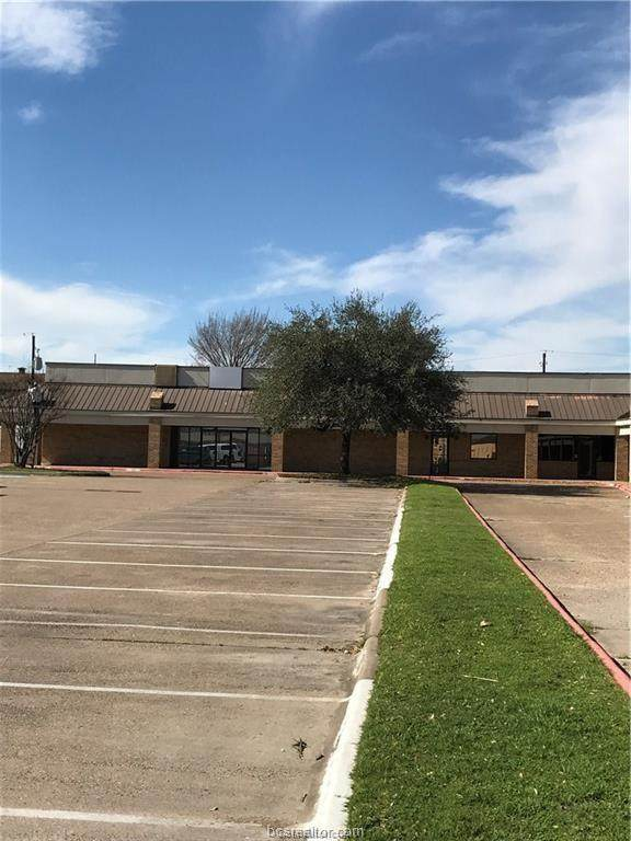 3141 Briarcrest Drive 501A, Bryan, TX 77802 (#21000719) :: First Texas Brokerage Company