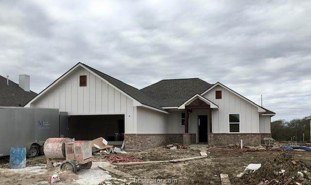 3015 Wolfpack, Bryan, TX 77808 (MLS #21000771) :: NextHome Realty Solutions BCS