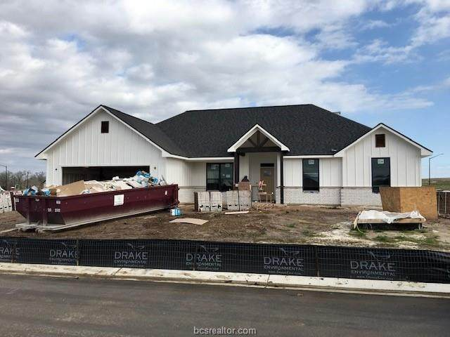 3002 Wolfpack, Bryan, TX 77808 (MLS #21000810) :: NextHome Realty Solutions BCS