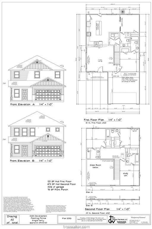 551 Momma Bear Drive, College Station, TX 77845 (MLS #21001565) :: RE/MAX 20/20