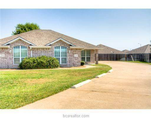 1016-1018 Crepe Myrtle Court, College Station, TX 77845 (MLS #21001711) :: BCS Dream Homes