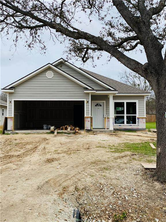 1907 Beason Street, Bryan, TX 77801 (MLS #21002056) :: My BCS Home Real Estate Group