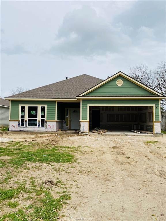 1909 Beason Street, Bryan, TX 77801 (MLS #21002062) :: My BCS Home Real Estate Group