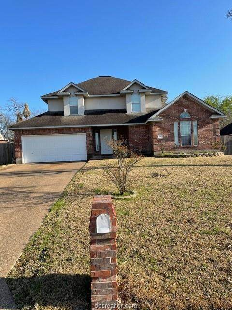 2018 Ravenstone Loop, College Station, TX 77845 (MLS #21002080) :: Cherry Ruffino Team