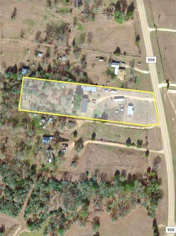 11163 908 Farm To Market Road, Caldwell, TX 76567 (MLS #21002302) :: My BCS Home Real Estate Group