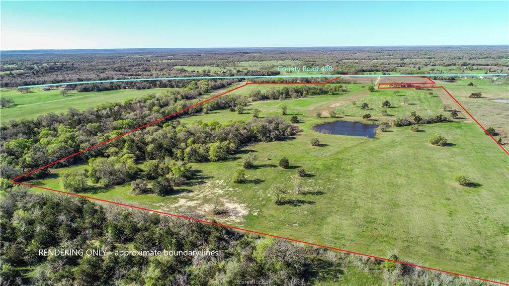(+/- 57.278 acres) County Road 408 - Photo 1