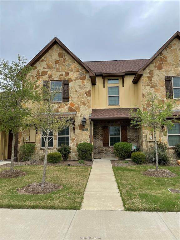 108 Tang Cake Drive, College Station, TX 77845 (#21004414) :: ORO Realty