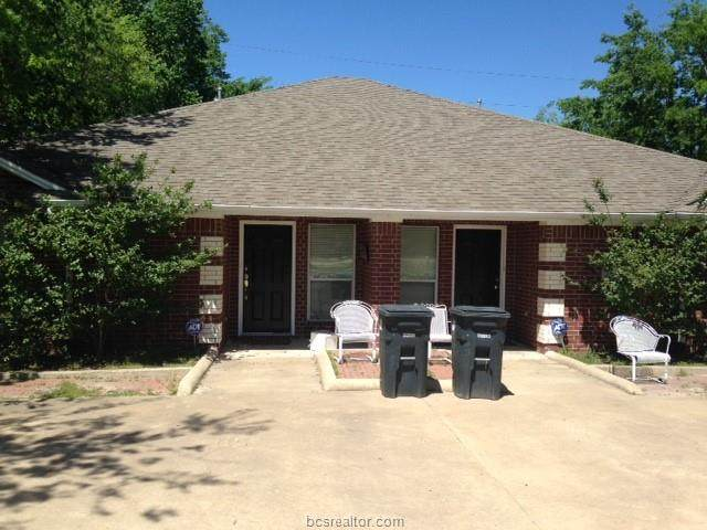 205 Cooner Street A-B, College Station, TX 77840 (MLS #21004423) :: Treehouse Real Estate