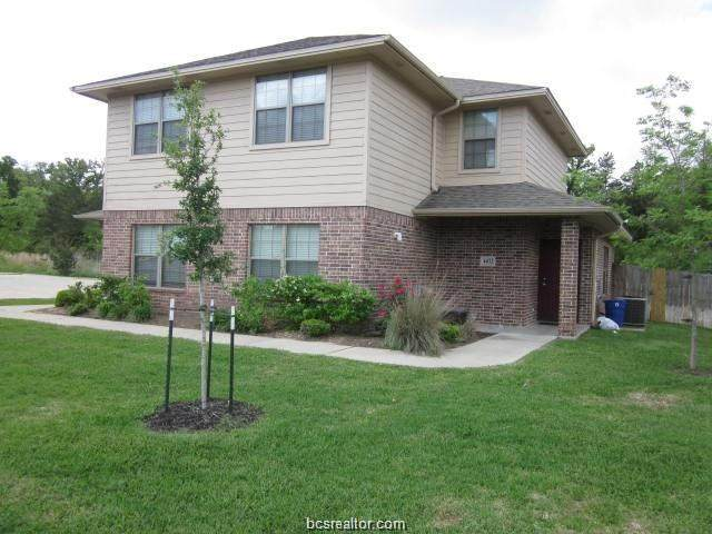 4432/34/36/38/41/43 Reveille Road, College Station, TX 77845 (MLS #21004943) :: The Lester Group