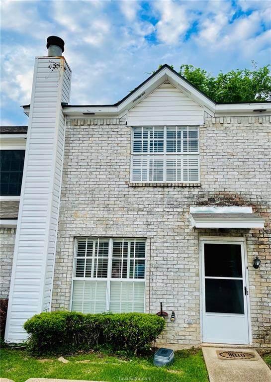 1401 Avenue O E, Huntsville, TX 77340 (MLS #21005115) :: Treehouse Real Estate