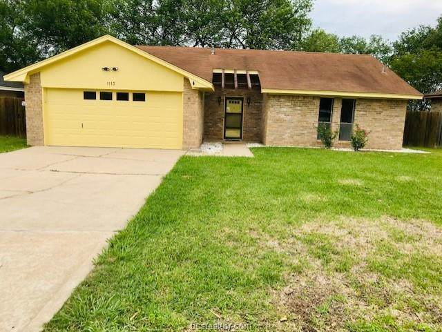 1113 Sage Avenue, Bryan, TX 77803 (MLS #21005164) :: RE/MAX 20/20