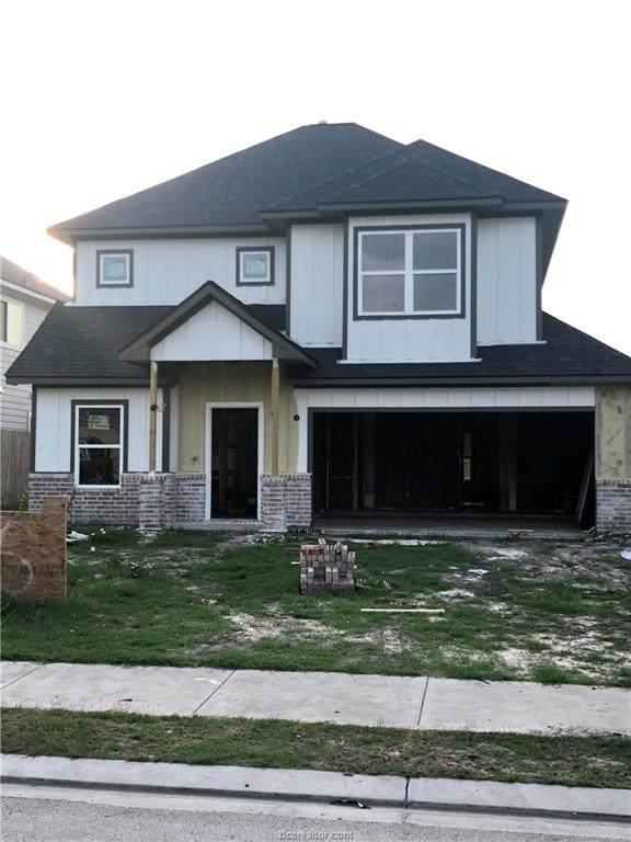 2506 Cordova Ridge Court, College Station, TX 77845 (MLS #21006681) :: Treehouse Real Estate