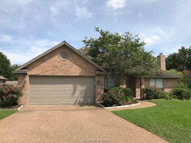 341 Landsburg Lane, College Station, TX 77845 (MLS #21006748) :: Cherry Ruffino Team