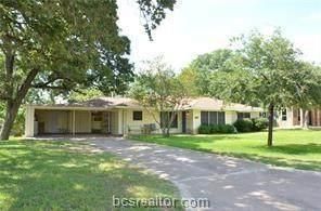 318 Fairway Drive, Bryan, TX 77801 (MLS #21006753) :: Cherry Ruffino Team