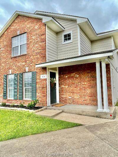 515 Camp Court, College Station, TX 77840 (MLS #21008307) :: The Lester Group