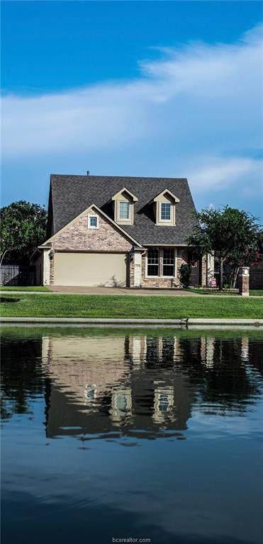 1806 Lakeshore, College Station, TX 77845 (MLS #21010426) :: Cherry Ruffino Team