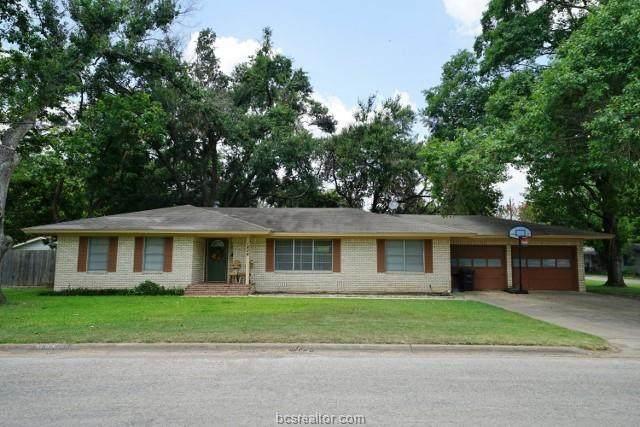 1406 N Jackson, Cameron, TX 76520 (MLS #21010554) :: RE/MAX 20/20
