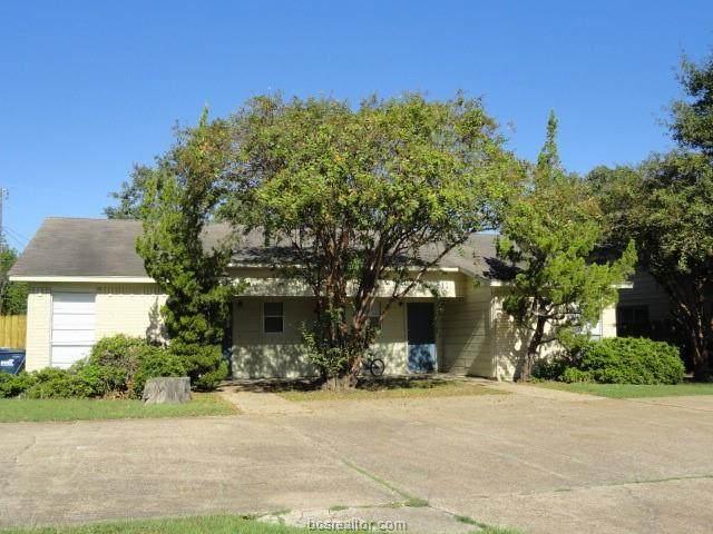 809-811 San Benito, College Station, TX 77845 (MLS #21010789) :: BCS Dream Homes