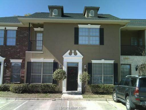 126 Forest Drive #126, College Station, TX 77840 (MLS #21013048) :: Cherry Ruffino Team