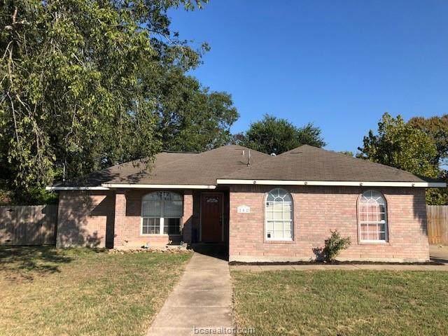202 W 8th Street, Hearne, TX 77859 (MLS #21013320) :: Treehouse Real Estate