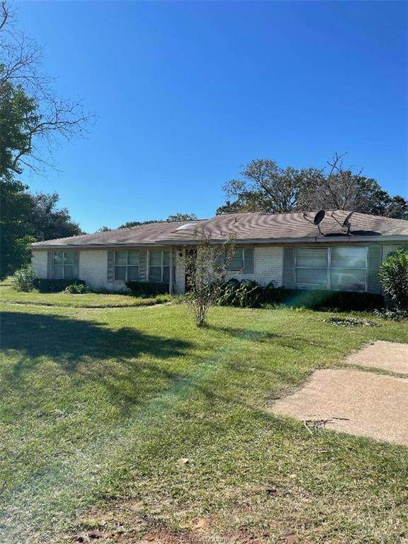 23 Fairway Dr, Hilltop Lakes, TX 77871 (MLS #21013786) :: Treehouse Real Estate