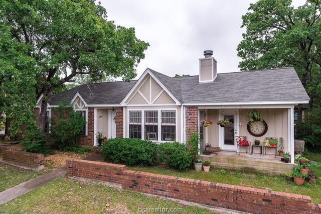 1911 Wilderland Circle, Bryan, TX 77807 (MLS #18007670) :: Cherry Ruffino Realtors