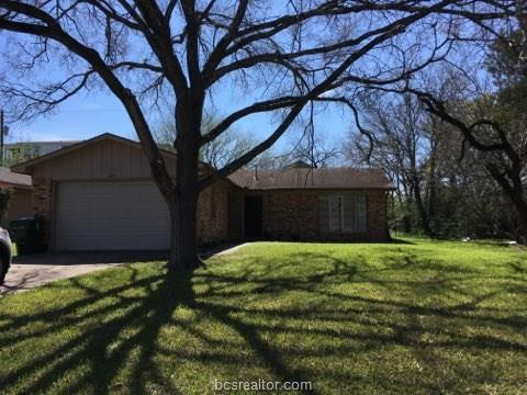 607 Olive Street, Bryan, TX 77801 (MLS #18009030) :: Amber Dawn Cox Realty Group