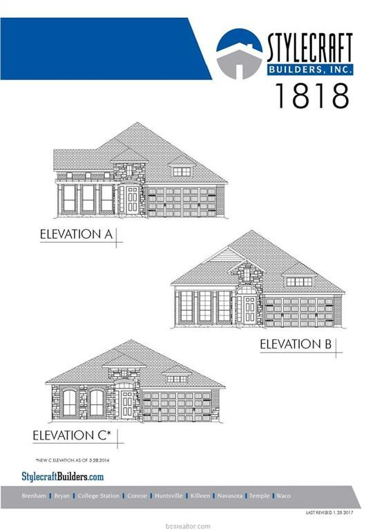 4027 Dunlap Loop, College Station, TX 77845 (MLS #18009570) :: The Lester Group