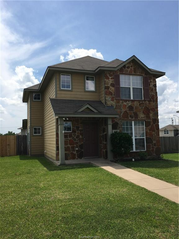4024 Southern Trace Drive, College Station, TX 77845 (MLS #18009637) :: The Lester Group