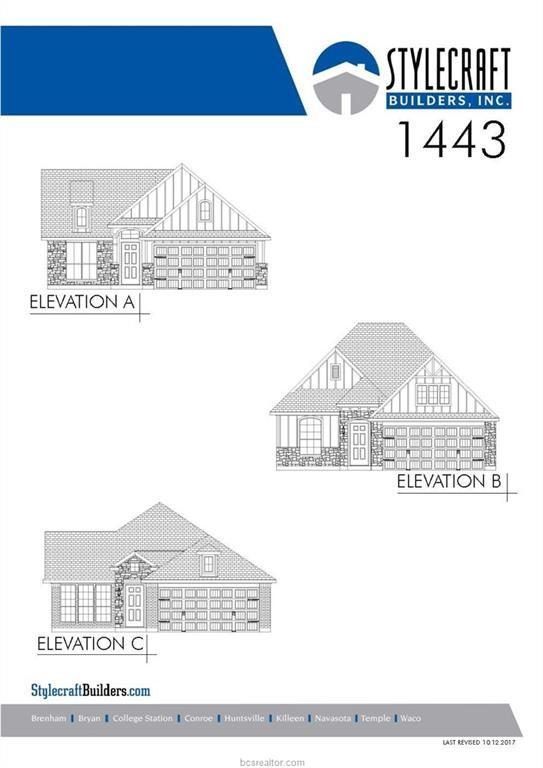3880 Still Creek Loop, College Station, TX 77845 (MLS #18012463) :: Cherry Ruffino Realtors